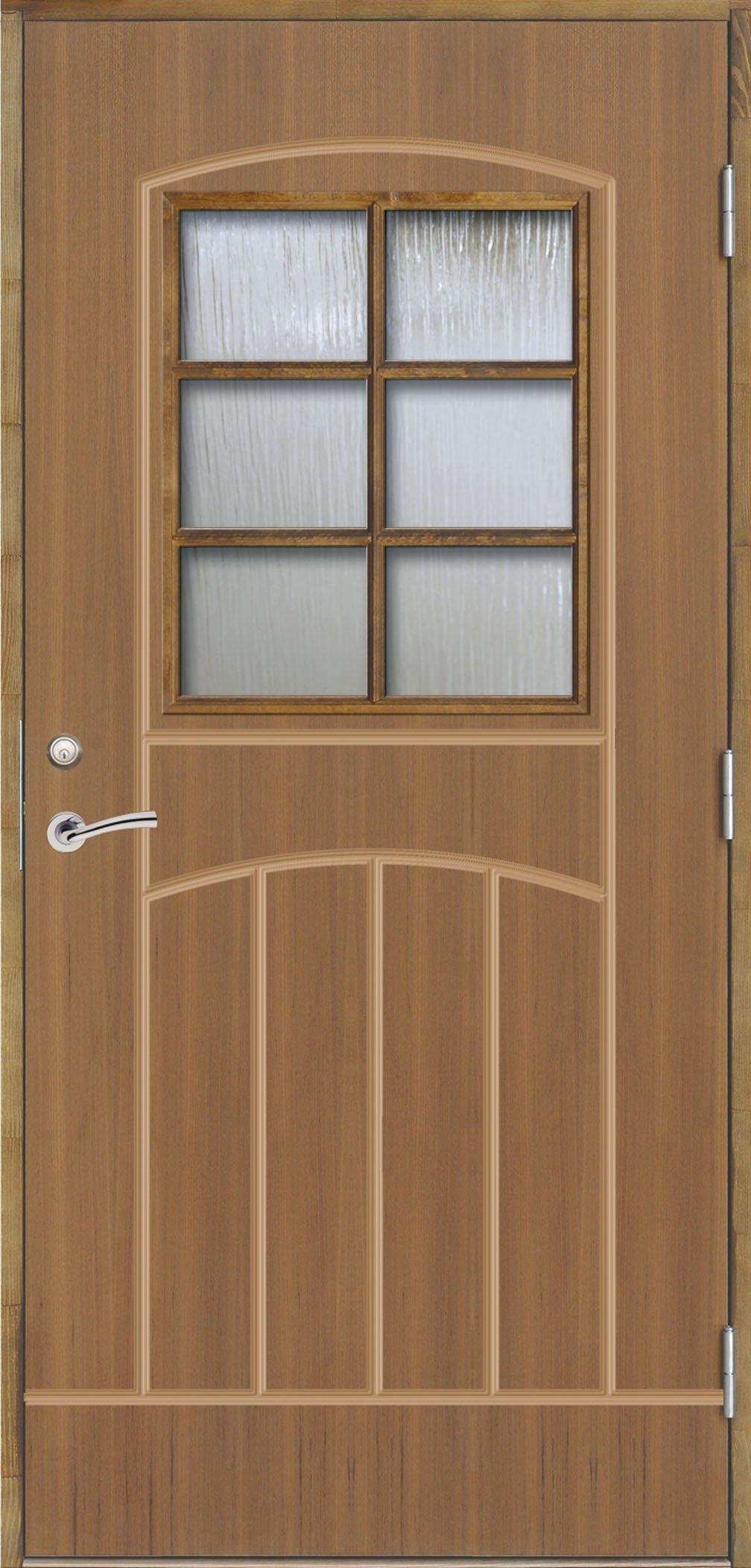viljandi aken ja uks välisuks gracia 6r teak freesitud