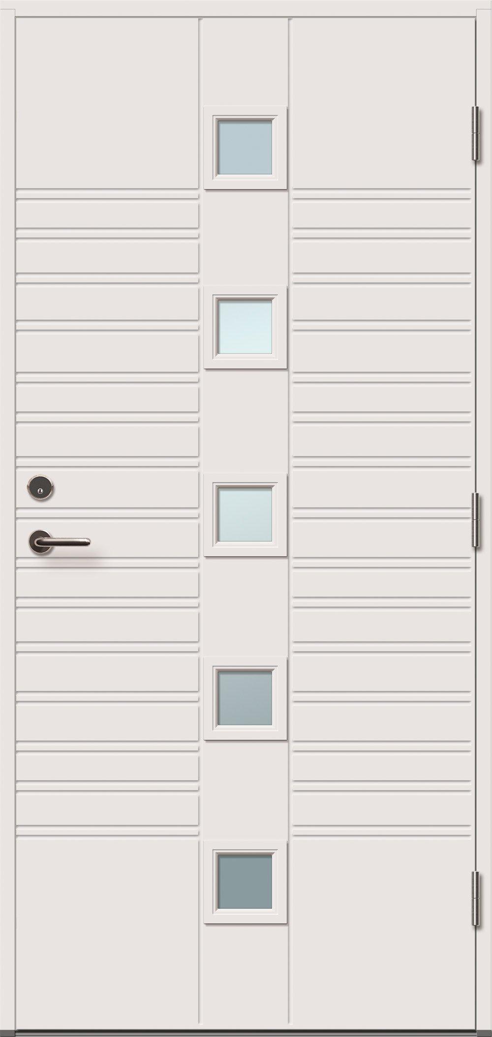 viljandi aken ja uks klaasiga välisuks kaia 5x1R