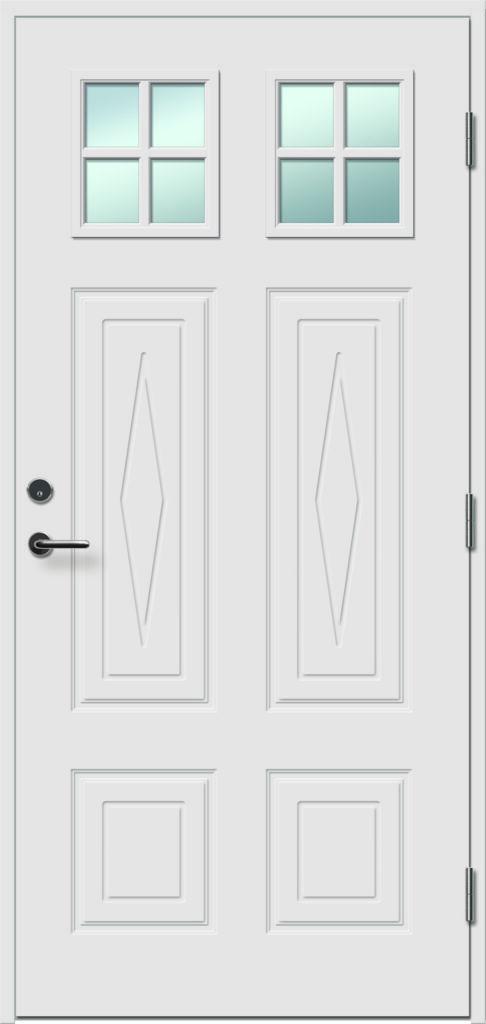 viljandi aken ja uks klaasiga välisuks lotta 2x4R