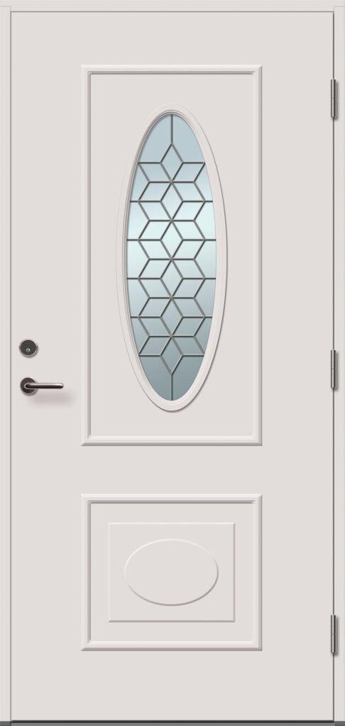 viljandi aken ja uks klaasiga välisuks nora 1 R