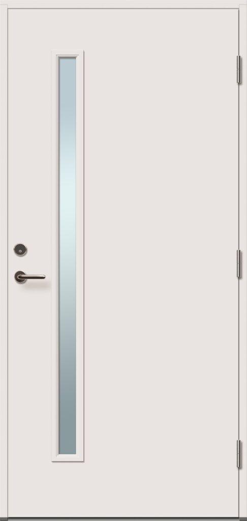 viljandi aken ja uks lamineeritud klaasiga välisuks tiin 1r