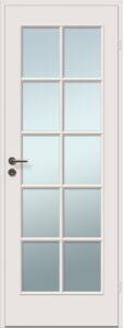 viljandi aken ja uks sile klaasiga siseuks 10R