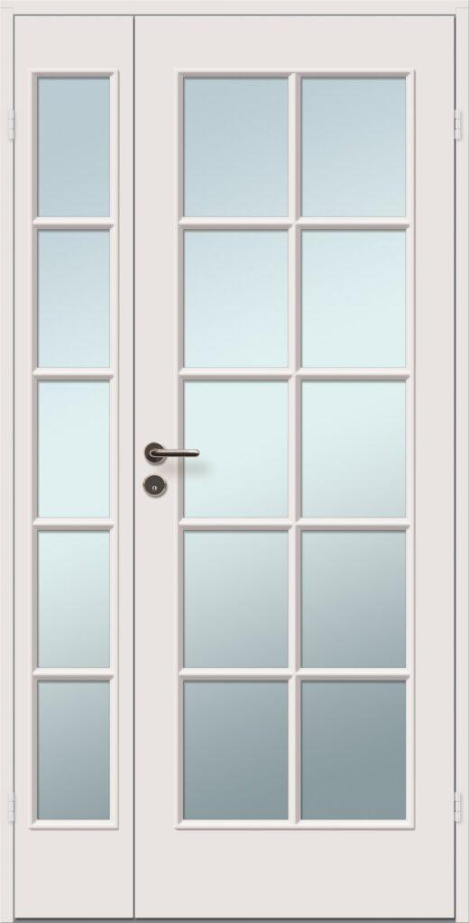 viljandi aken ja uks klaasiga laiendiga sile siseuks 10R+5R
