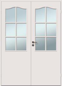 viljandi aken ja uks klaasidega sile siseuks 6rk