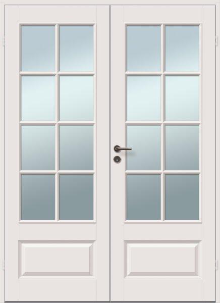 viljandi aken ja uks kahepoolne klaasist profiiliga siseuks jari 8r 8r