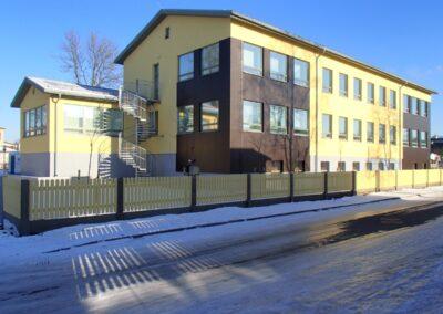 Siseuksed lasteaiale Väike-Posti 8 Pärnu