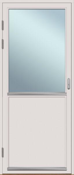 välja avanev kolmekordse klaaspaketiga rõduuks VHDE
