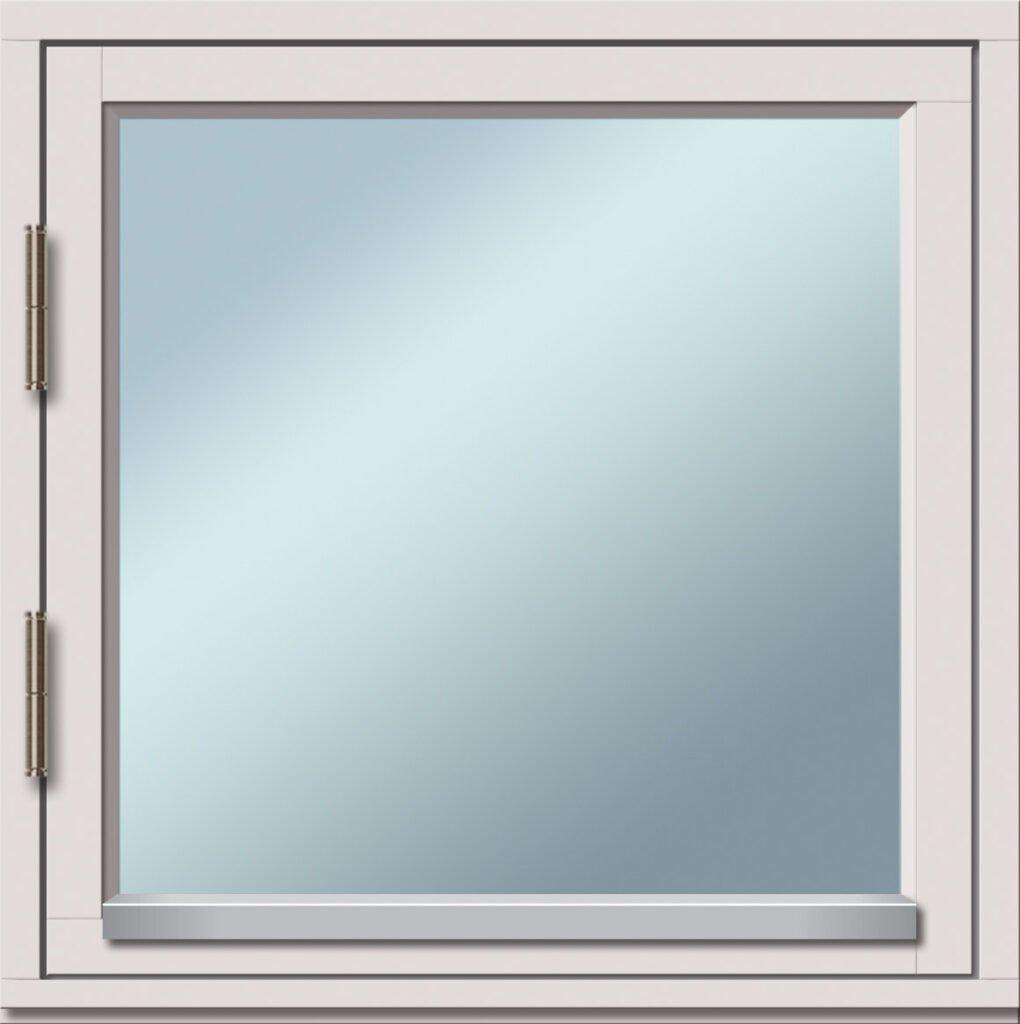 välja avanev puidust suvila aken vkf viljandi aken uks